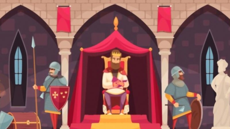 The Brave Young Man Teach Lesson To His Bad King | Moral Stories
