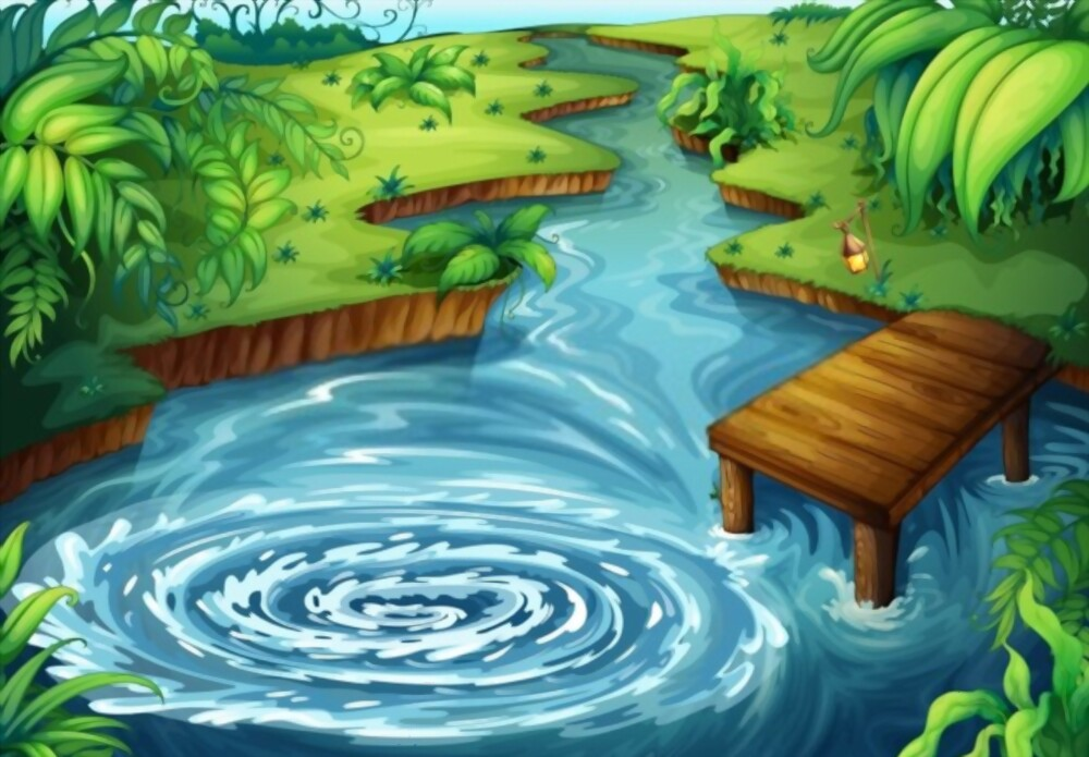 The Jungle Storm Adventure Story For Kids | Kids Stories