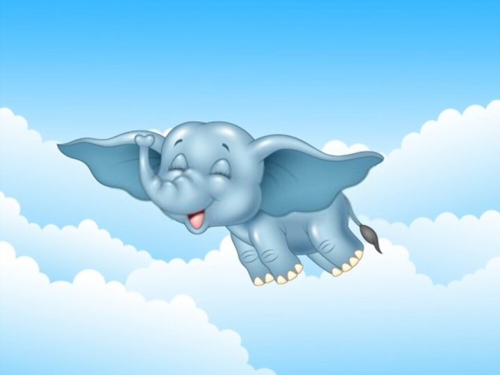 New Flying Elephant Story For Kids | Kids Stories
